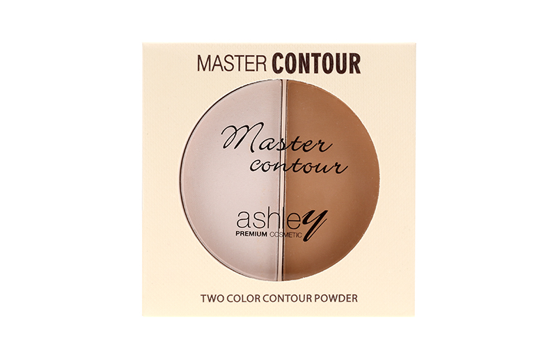 Ashley Master Contour Powder 2 color