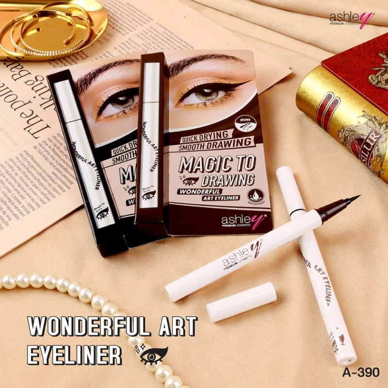 Ashley Wonderful Art Eyeliner