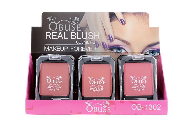 Obuse Real Blush