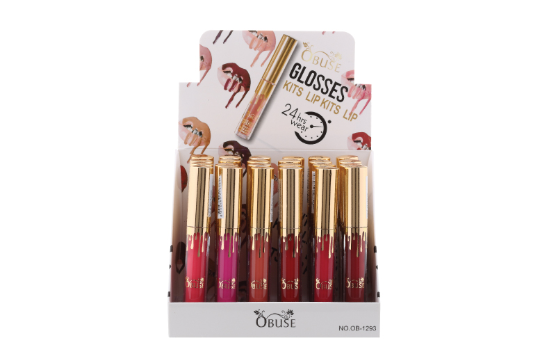 OB-1293 Obuse Slim Lip Glosses
