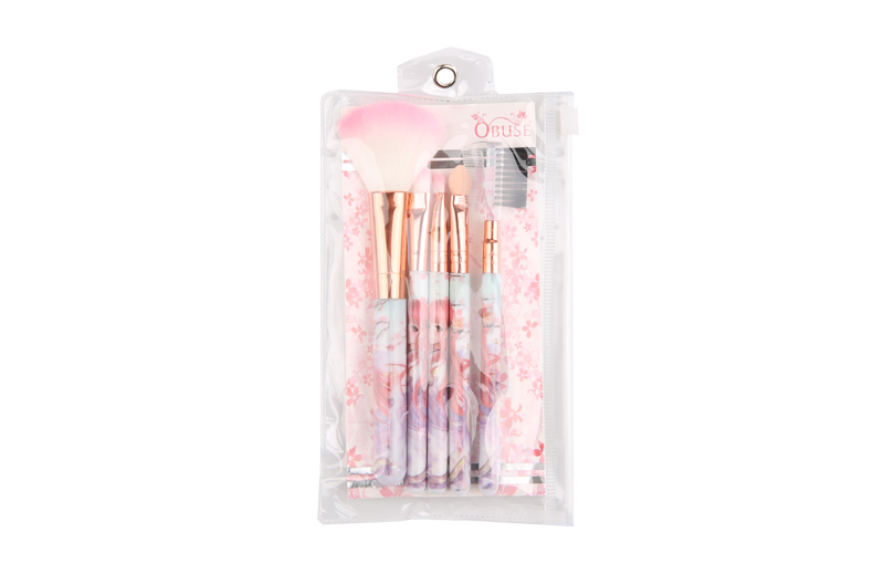 Obuse Pretty Girl Brush Set