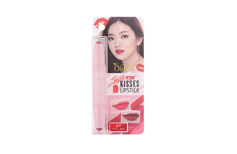 OB 1344 Obuse 2 IN 1 Lipstick Pen