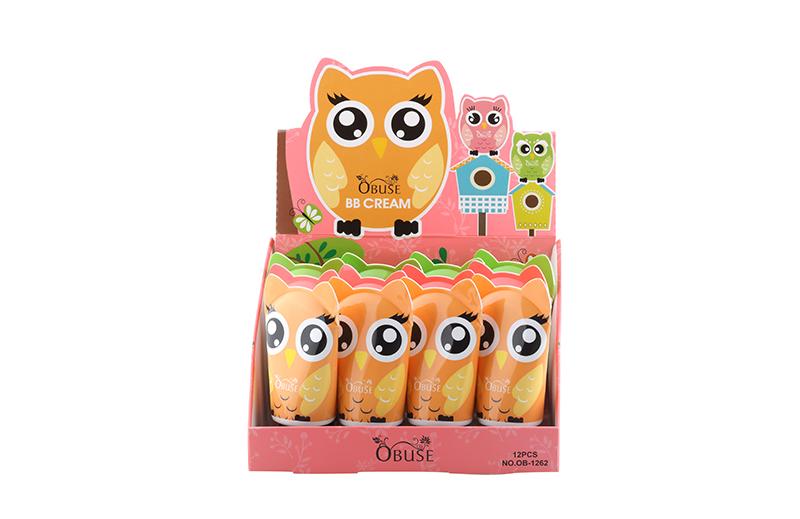 OB-1262 Obuse BB Cream Owl