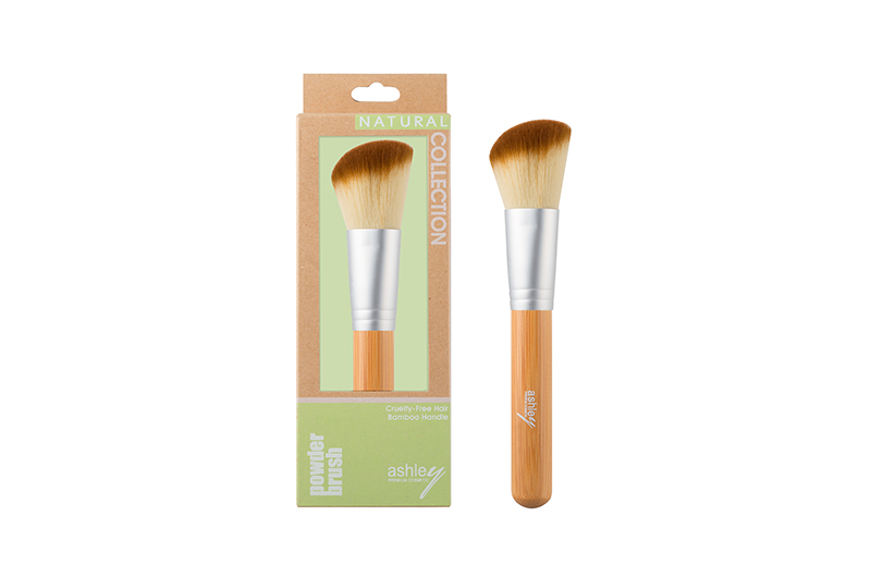 AA-122-02 Ashley Angle Cheek Brush