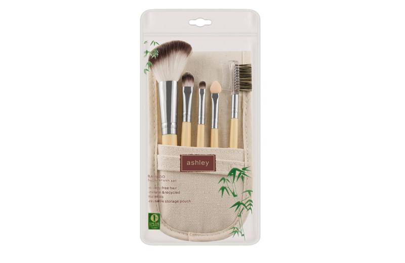 Ashley Bamboo Brush 5 pcs