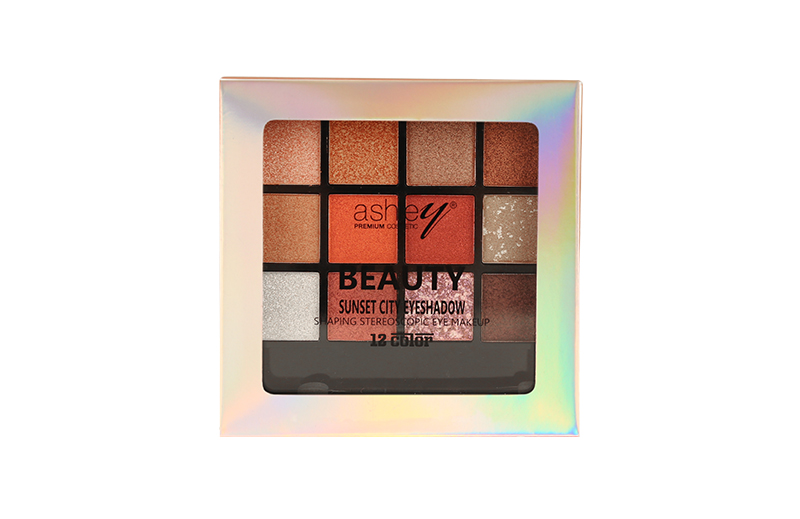 Ashley Beauty Sunset City Eyeshadow