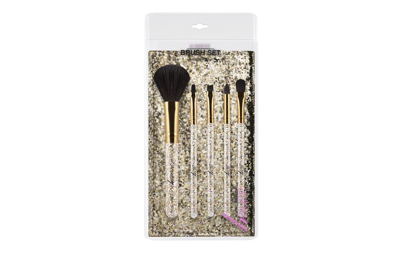 Ashley Glitter Brush Set