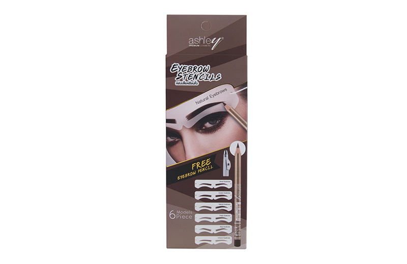 AA-207 Ashley Eyebrow Stencils