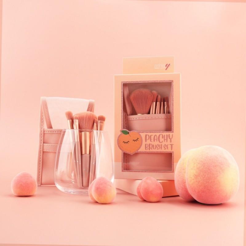 Ashley Peachy Brush Set