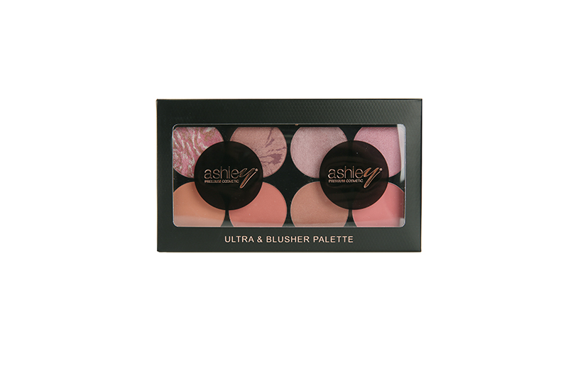 A 320 ASHLEY ULTRA & BLUSHER PALETTE