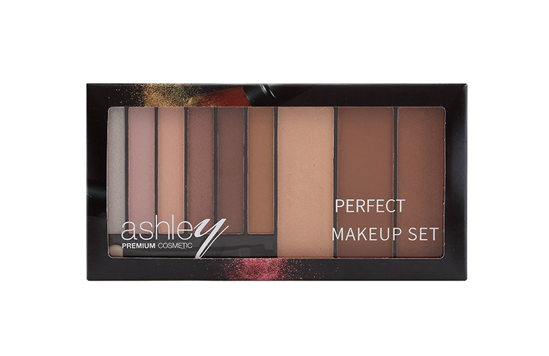 A-296 ASHLEY PERFECT MAKEUP SET