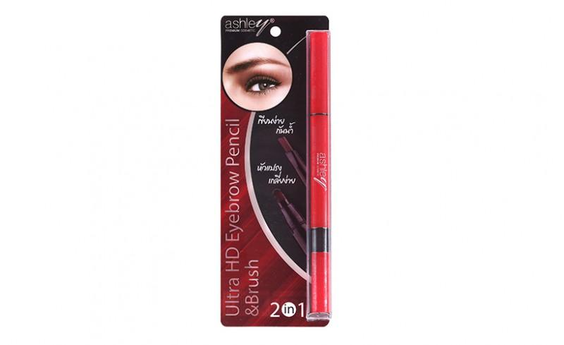 A-353 Ashley ultra hd eyebrow pencil & brush