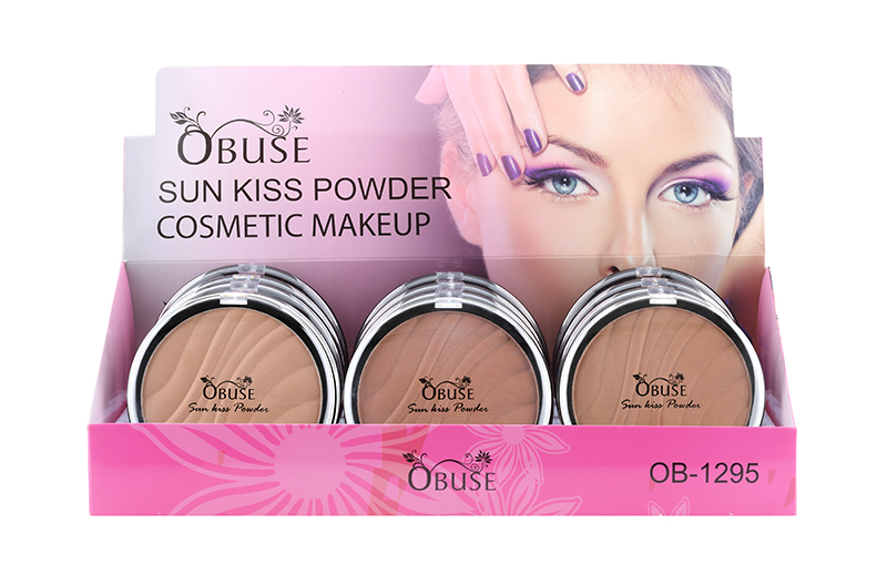 OB-1295 Obuse Sun Kiss Powder