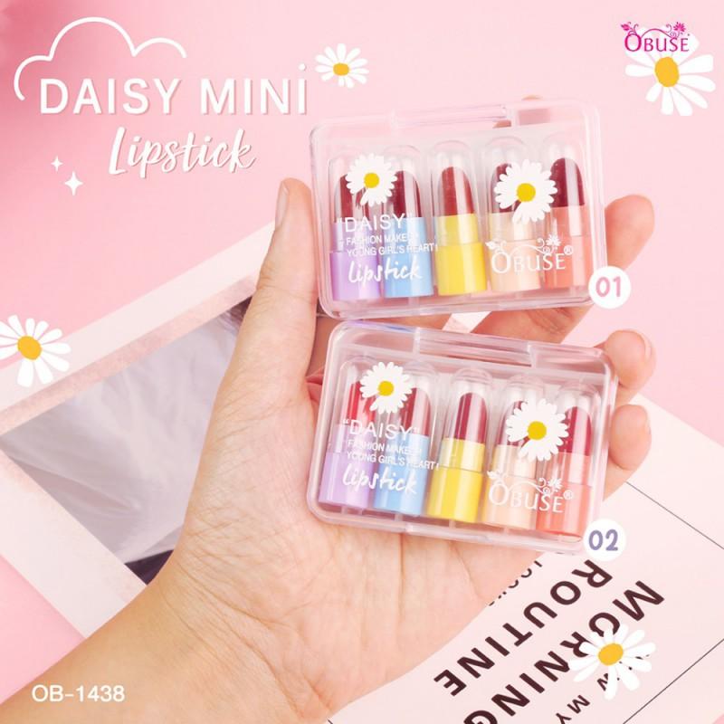 Obuse Daisy Mini Lipstick