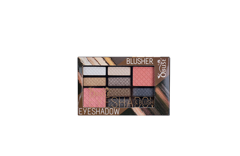 OB-1371 Obuse Colorful Eye & Blush