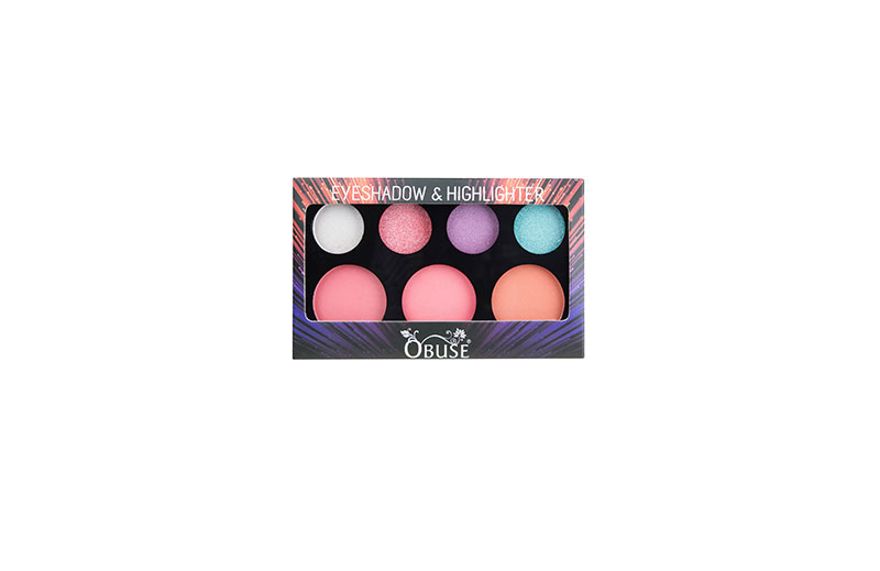 OB-1367 OBUSE EYE & CHEEK PALETTE