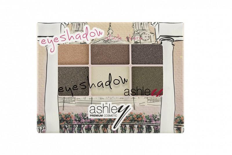 A-159 Ashley Pearly Eyeshadow