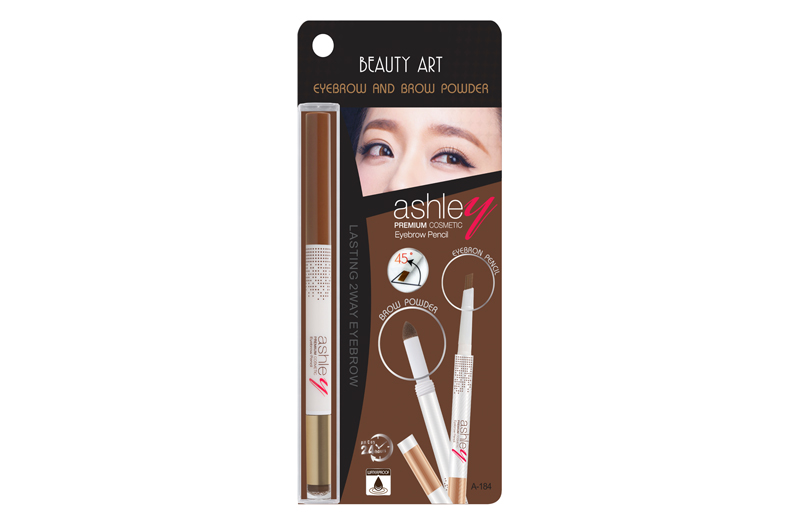 A-184 Beauty Art Eyebrow & Brow Powder