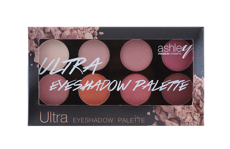 A-291 ASHLEY ULTRA EYESHADOW PALETTE