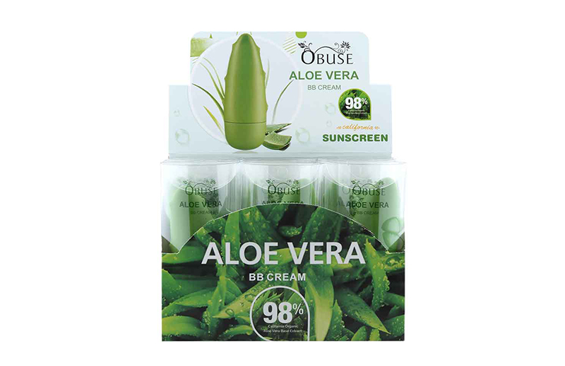 OB-1274 Obuse Aloe Vara BB Cream