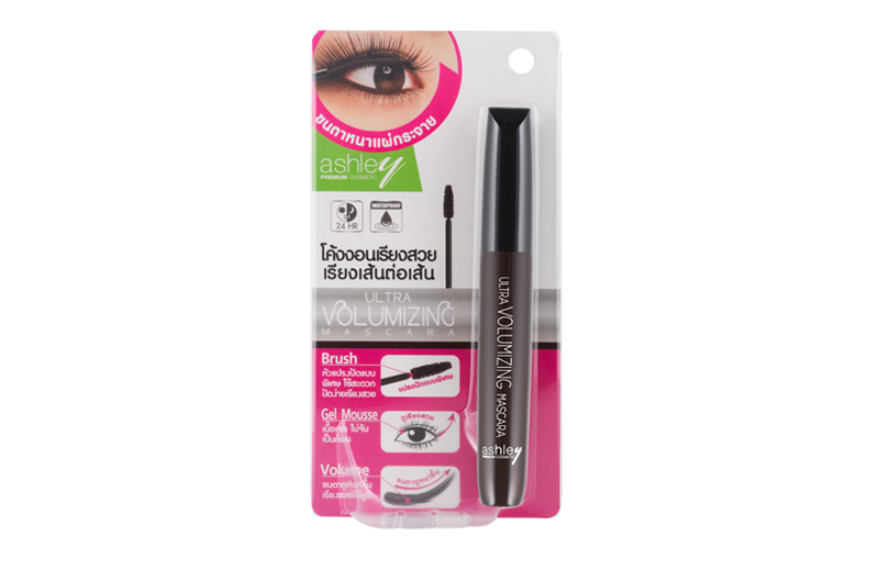 ULTRA VOLUMIZING MASCARA