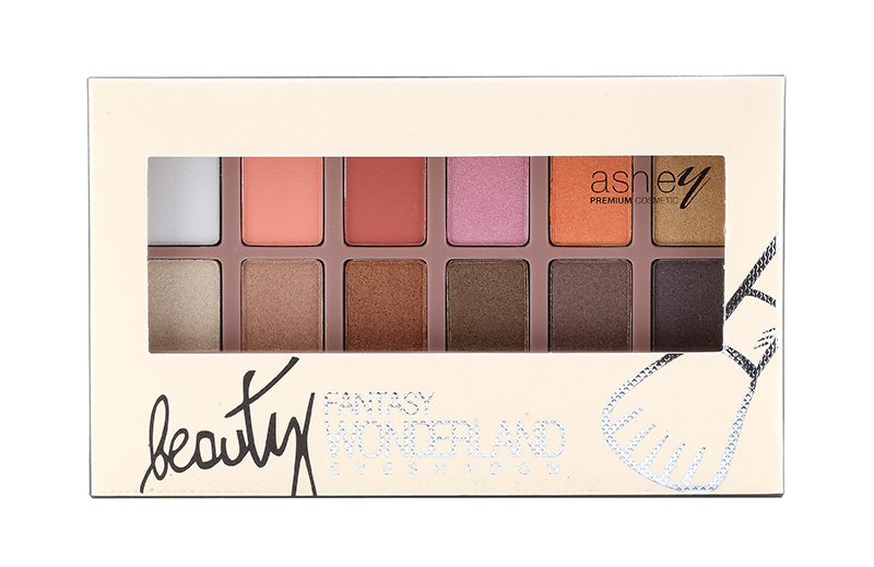 Ashley Fantasy Wonderland 12 Eyeshadow