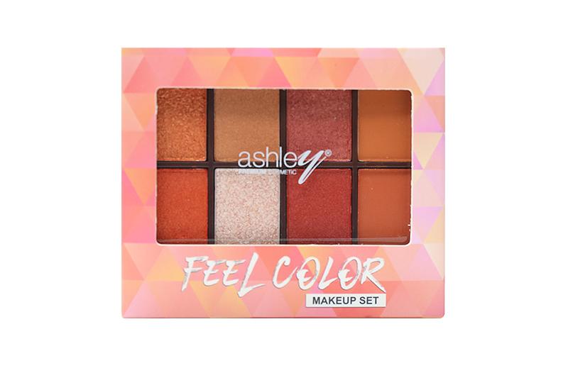 Ashley Feel Color Makeup Set