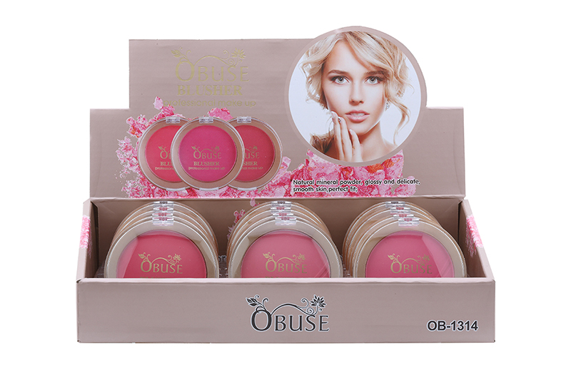 Obuse Professional Blusher