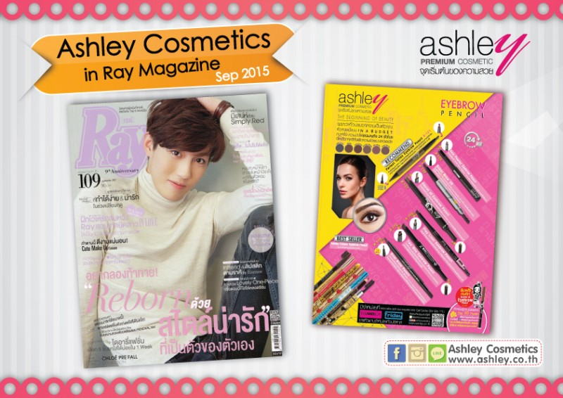 Ashley in Ray Sep 2015