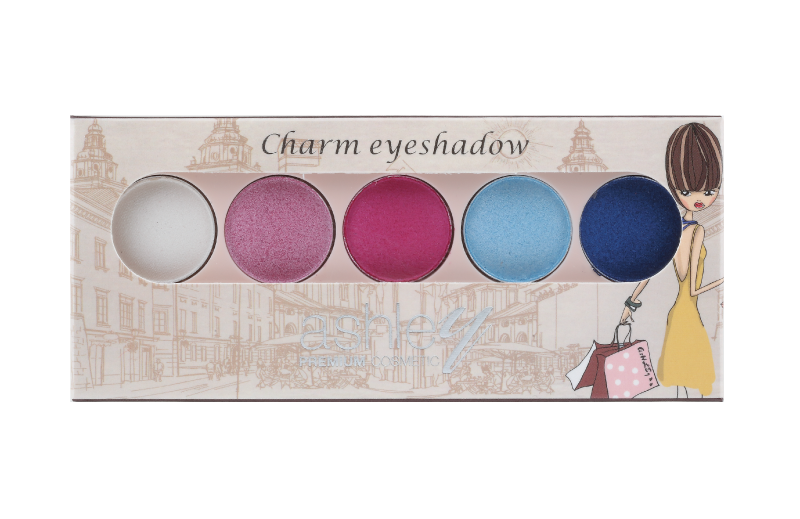 Ashley 5 Colors eyeshadow