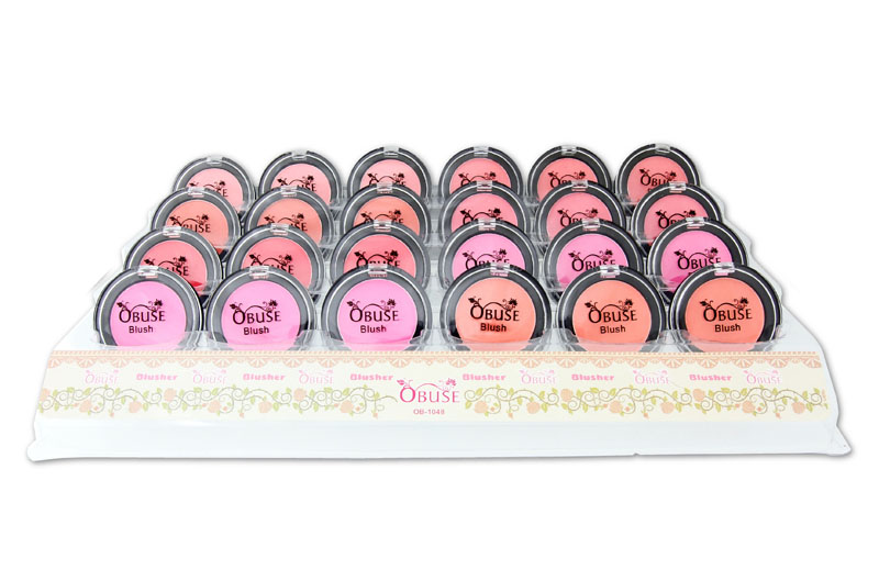 OB-1048 Fashion blusher 1