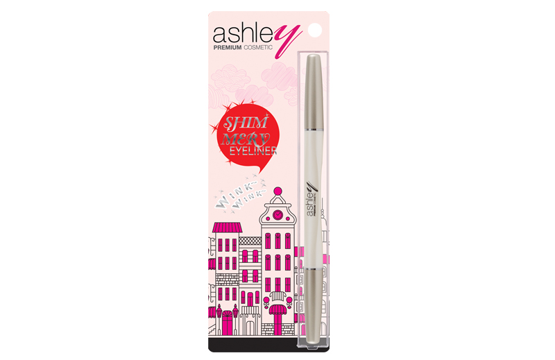 Ashley Shimmery Eyeliner