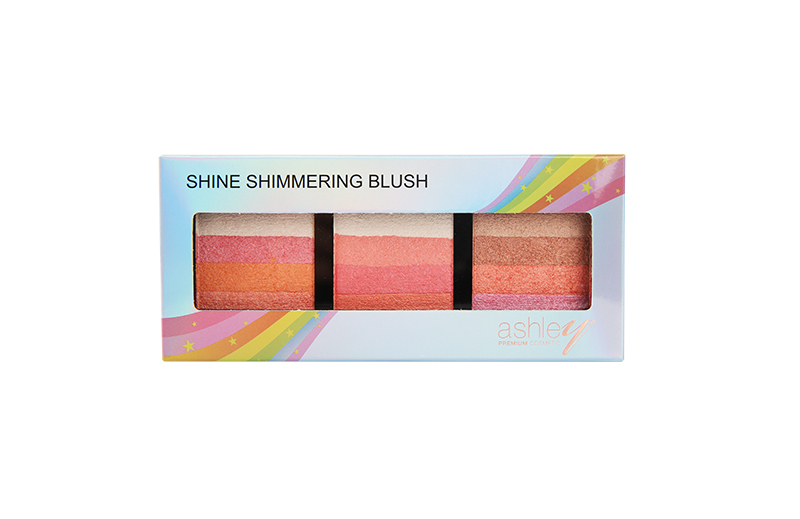 A -321 ASHLEY SHINE SHIMMERING BLUSH