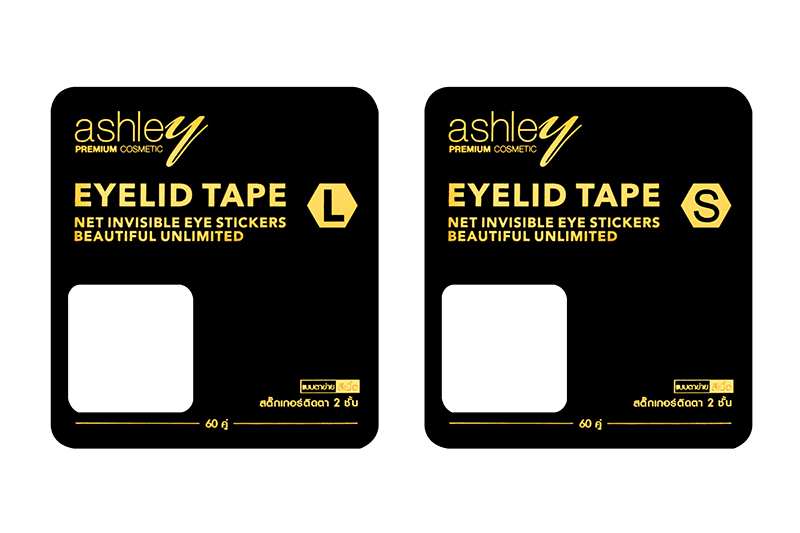 Eyelid tape สติกเกอร์ติดตาสองชั้น