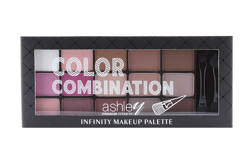 Ashley INFINITY Makeup Palette