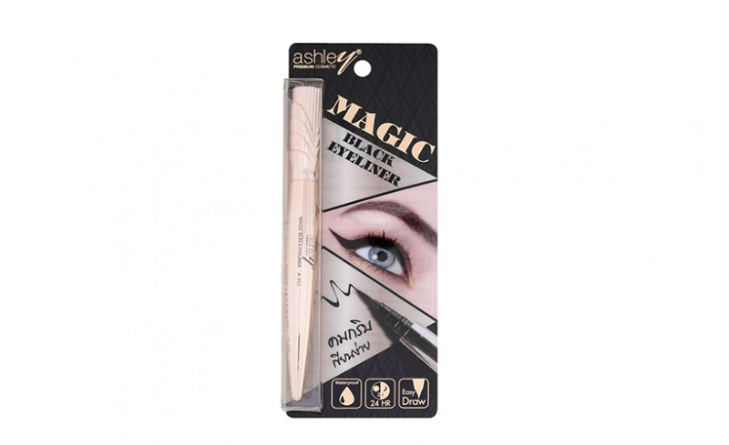 Ashley Magic Black Eyeliner