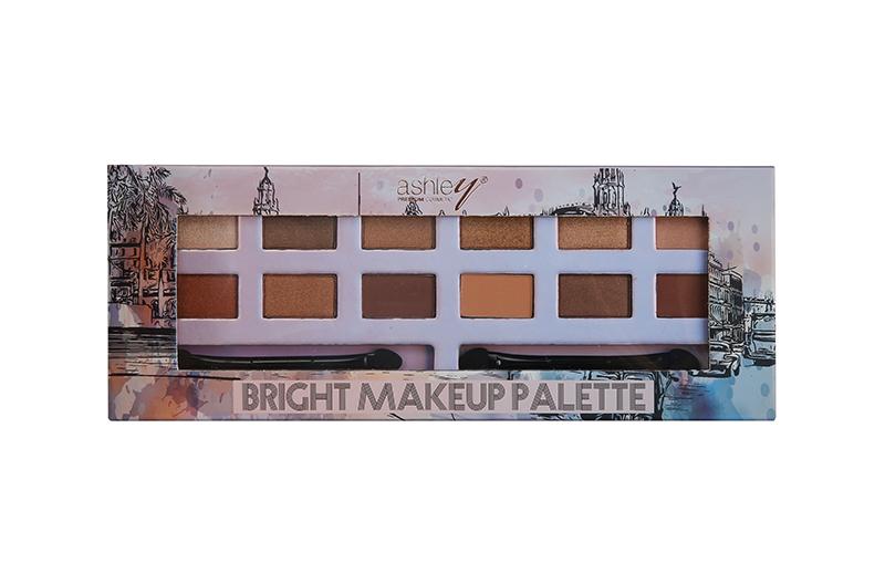 A-340 Ashley Bright Makeup Palette