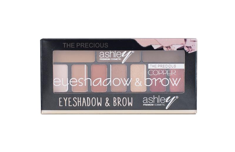A-326 Ashley Eyeshadow & Brow Palette