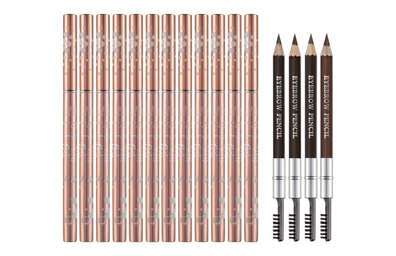 AP-124 EYEBROW PENCIL & BRUSH