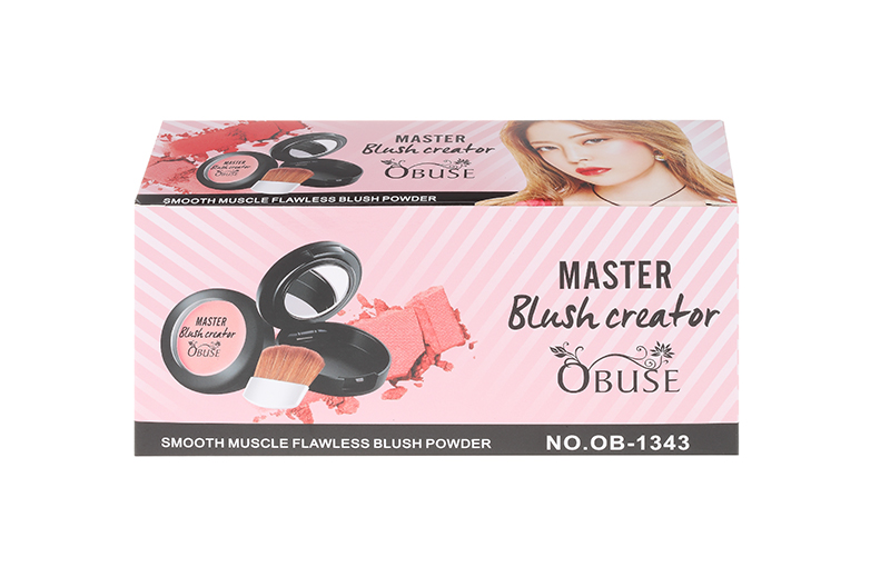 OB-1343 Obuse Blusher Powder