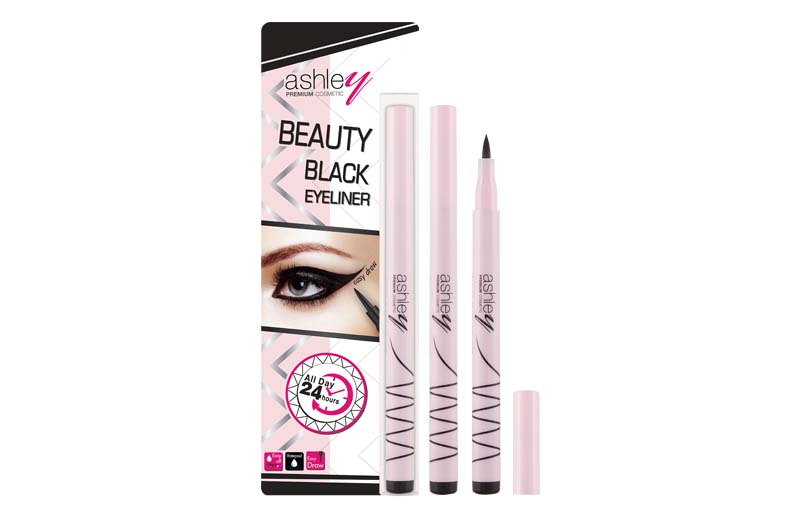 Ashley BEAUTY BLACK EYELINER