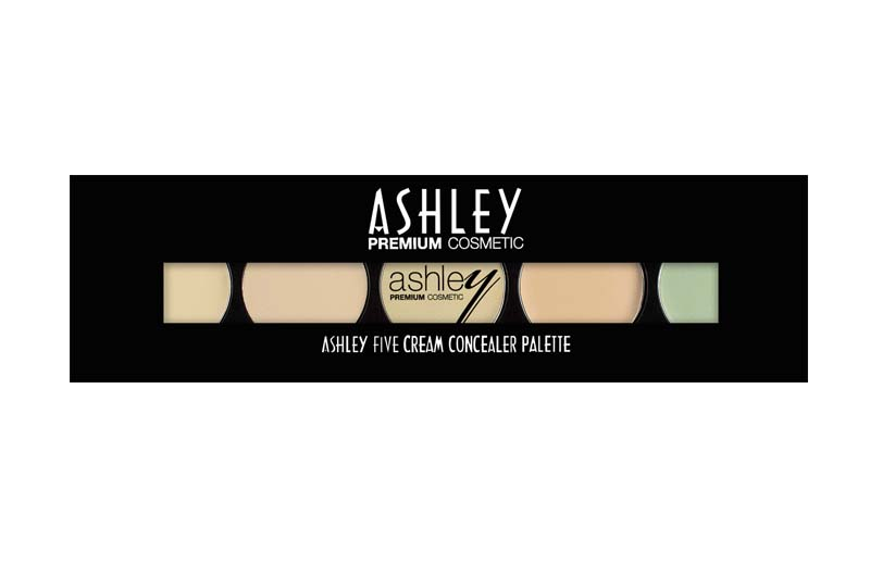 A-146 Ashley 5 Cream Concealer Palet