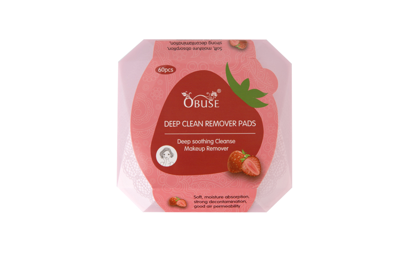 Obuse Deep Clean Remover Pad