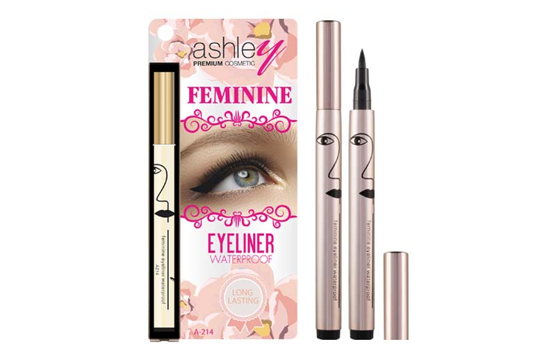Ashley FEMININE EYELINER  WATERPROOF