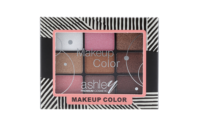 Makeup Color 9eyeshadow 3Lipstick