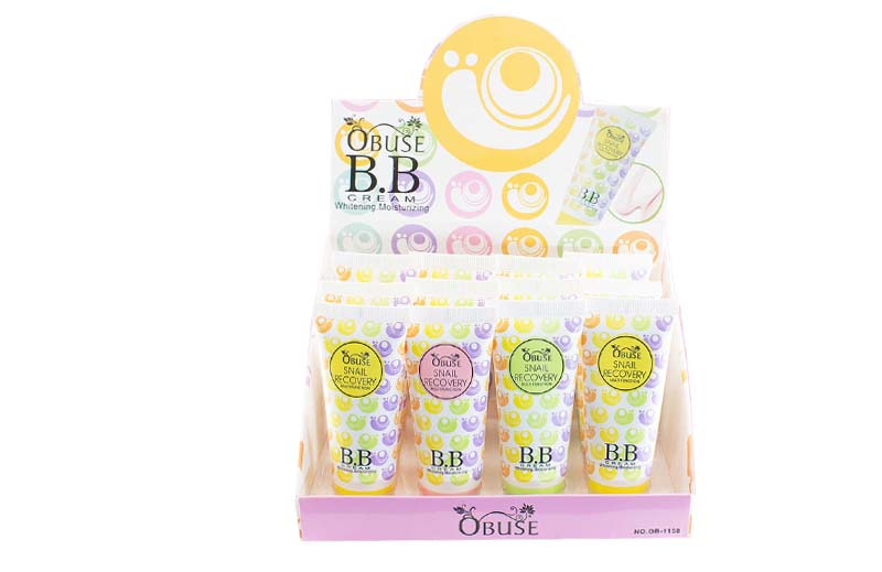 OB-1158 Obuse BB Cream Snail Mix