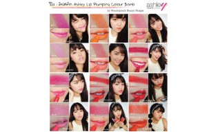 A-082 Lip Plumping Colour Bomb