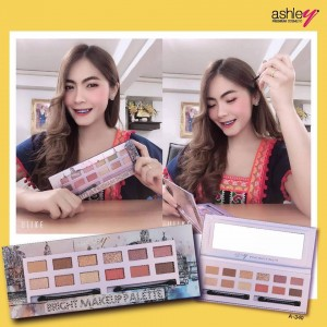 A-340 Ashley Bright Makeup Palette