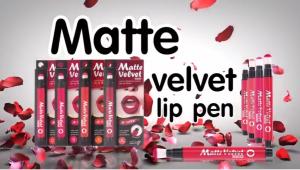 Matte Velvet Lip Pen