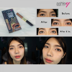 A-302 Ashley Waterproof Double Mascara